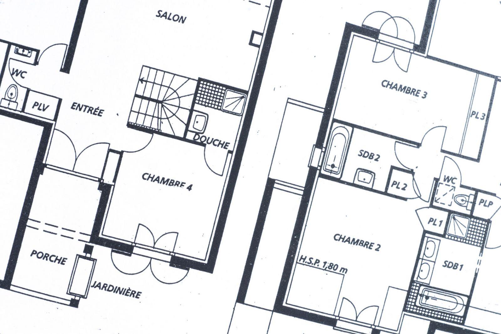 Loi carrez comment diff rencier les surfaces habitables des utiles dom expert - Calcul surface utile bureaux ...